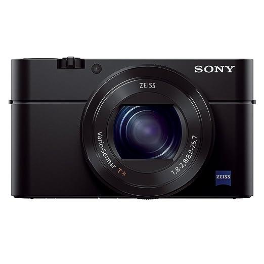 71 opinioni per Sony DSC-RX100M3 Fotocamera Digitale