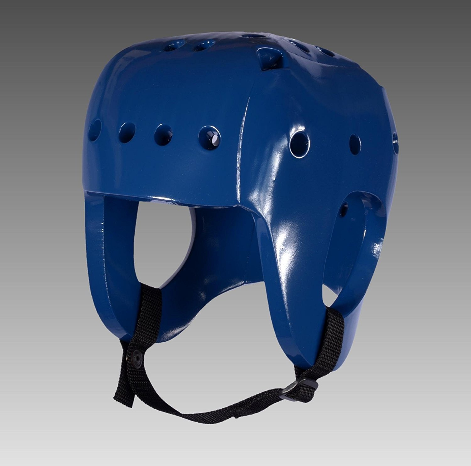 Image of Adult Helmets ALIMED 70537 Helmet Full Coverage Royal