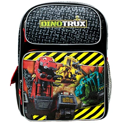 DinoTrux Large 16 Inches Backpack #85099 | Kids' Backpacks