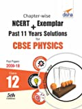 Chapter-wise NCERT + Exemplar + Past 11 Years Solutions for CBSE Class 12 Physics