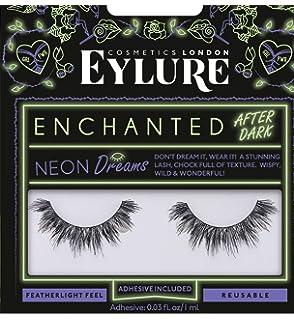 e332850c8a4 Eylure Enchanted After Dark Lashes Bring on the Light: Amazon.co.uk ...