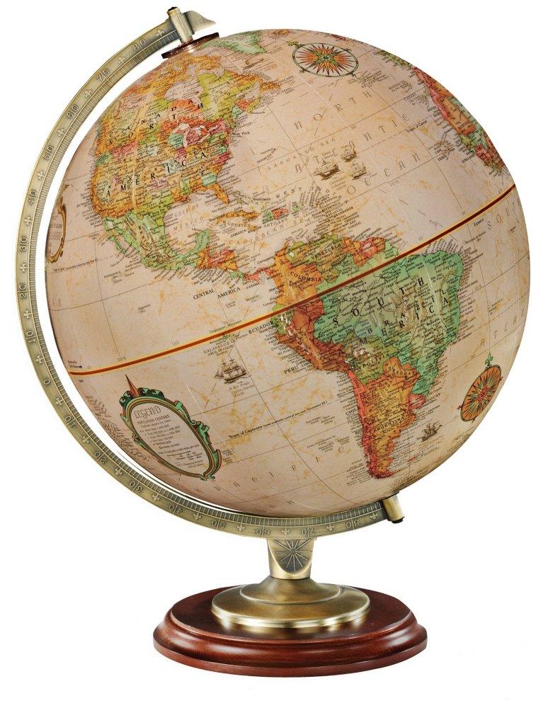 Replogle Globes Kingston Globe, Multicolor 31593