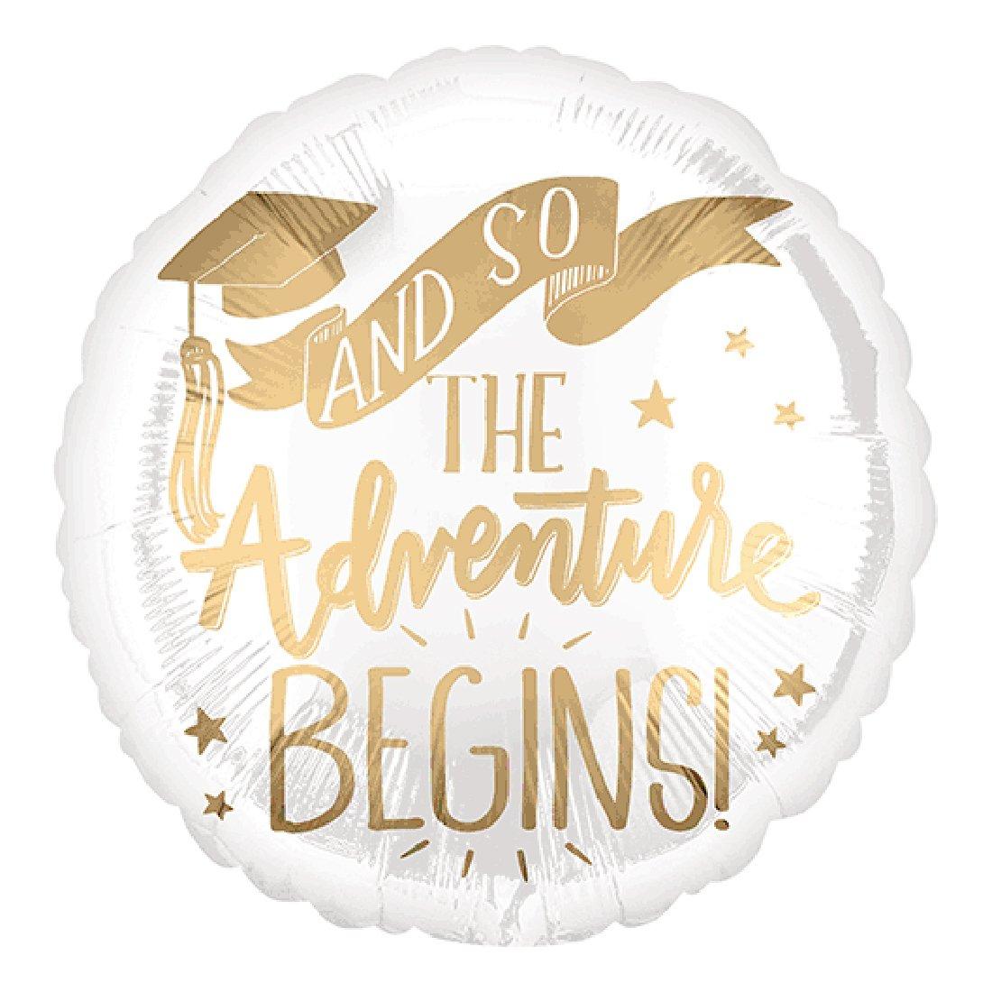 Anagram The Adventure Begins Graduation 18