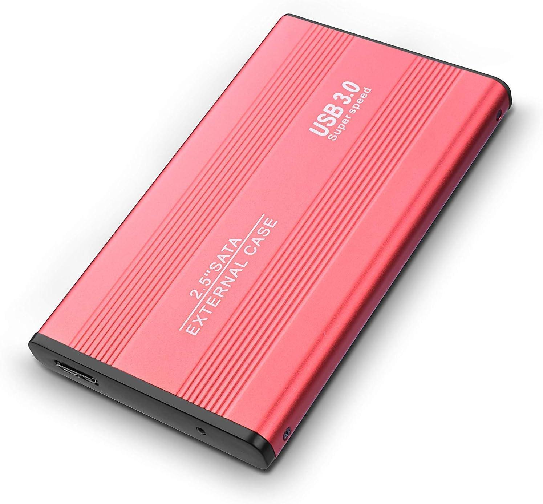 Mac 1 To Xbox One Genericca Disque dur externe USB 3.0 pour PC rouge MacBook