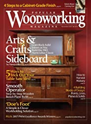 2. Popular Woodworking Magazine
