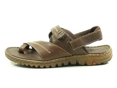 Josef Seibel 63811 Lucia 11 Damen Riemen Sandalen Leder Sandaletten, Schuhgröße:43;Farbe:Braun