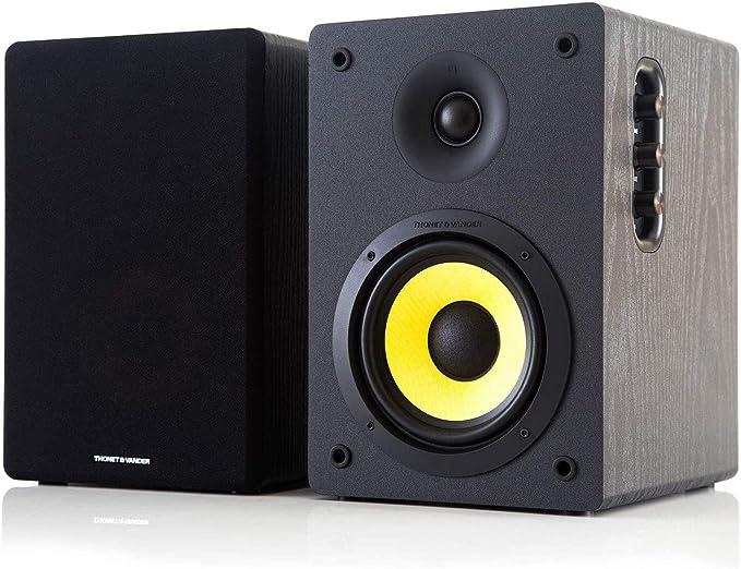 Thonet Vander Kurbis 60 W 2 0 Channel Bluetooth Speaker Set Mp3 Hifi