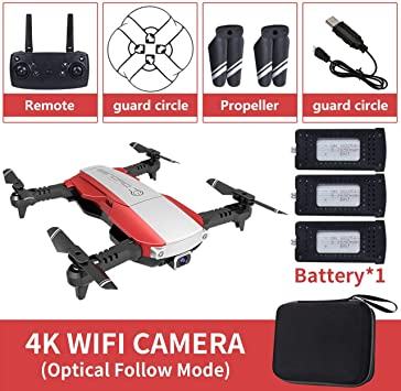 Amazon.com: NeanTak-us LANSENXI-NVO - Dron teledirigido (2,4 ...