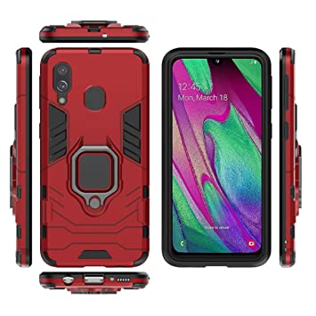 Amazon.com: Huawei Honor8APro/2019 Y6 Prime Case, Rotary ...