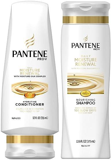 pantene daily moisture renewal duo set 126 oz shampoo and 12 oz conditioner 1