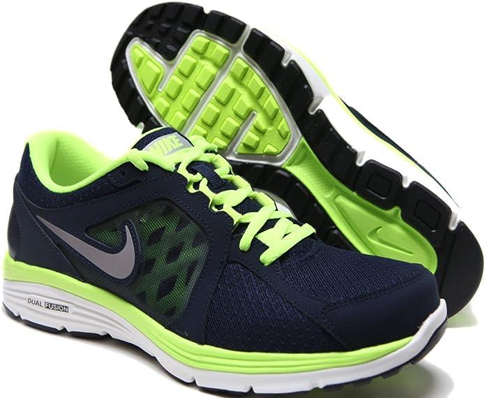 NIKE Nike dual fusion run zapatillas running hombre: NIKE: Amazon.es: Zapatos y complementos