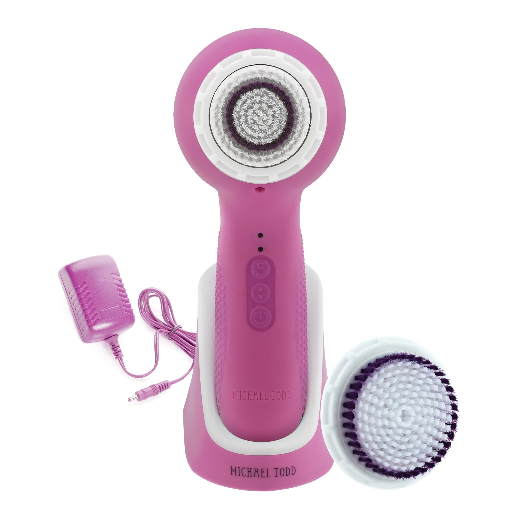 Michael Todd Soniclear Elite Skin Cleansing System, Cotton Candy