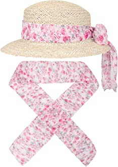 LIPODO Plants All-in-One Tuch Schal Sommerschal Damenschal Hutband Haarband