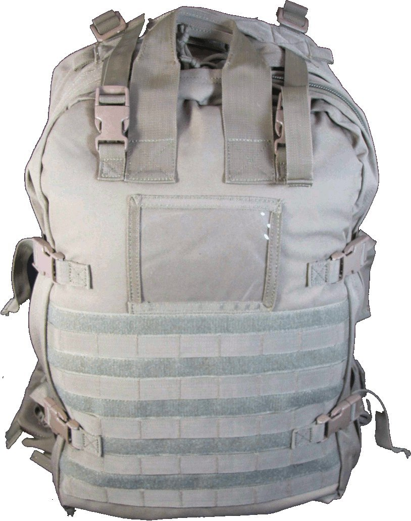 Empty Stomp Medical Kit Bag - Tan