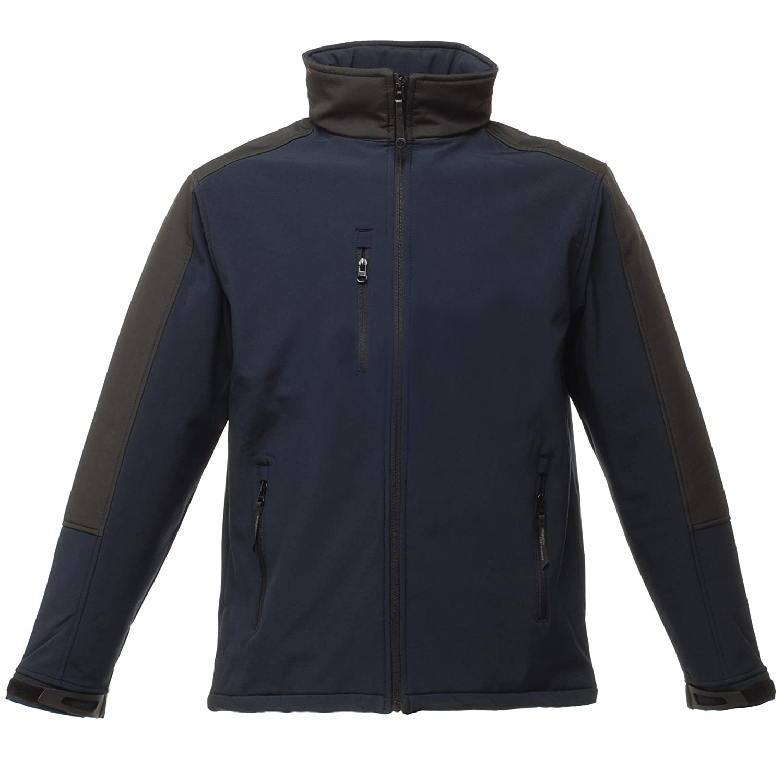 Regatta Herren Hydroforce Softshell-Jacke, wasserabweisend, atmungsaktiv