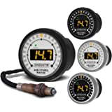 Innovate Motorsports (3844) MTX-L Wideband Air/Fuel Ratio Gauge Kit, Bosch LSU 4.9 - includes LSU 4.9 Sensor