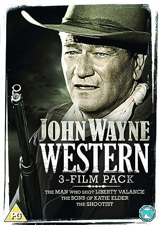 John Wayne Western 3 Dvd Edizione: Regno Unito Reino Unido ...
