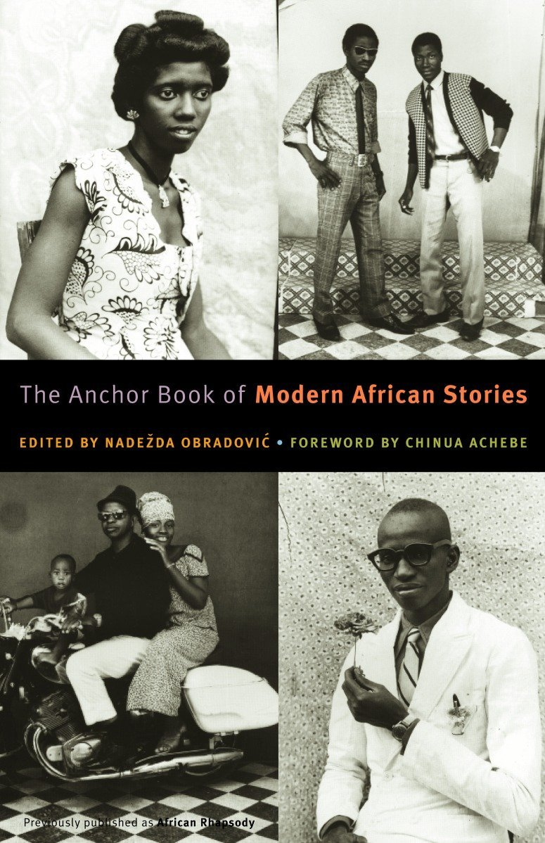 Read Online The Anchor Book of Modern African Stories pdf