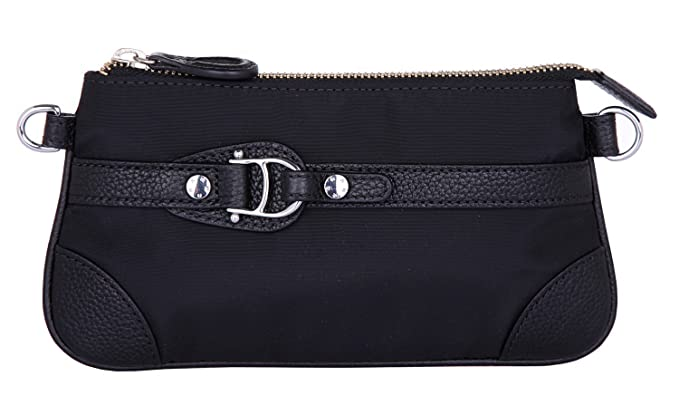 b7b7e20466d2 Image Unavailable. Image not available for. Colour  Aigner Women Shoulder  bag Black ...