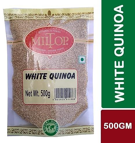 Miltop White Quinoa, 500g
