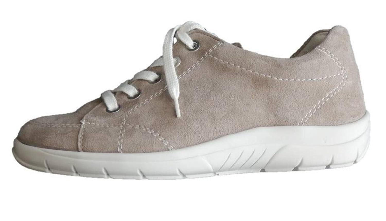 Semler Schnürschuh - Sneaker Leder Weite H hanf - Schnürschuh b76d98