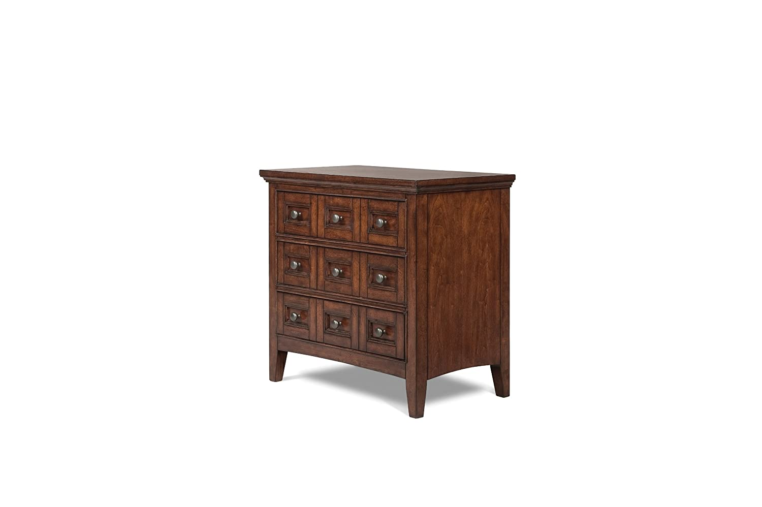 Magnussen Harrison Bedroom Furniture Amazoncom Magnussen B1398 Harrison Cherry Finish With Antique