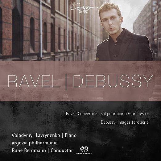 Ravel/Debussy: Klavierkonzert G-Dur / Images I /+