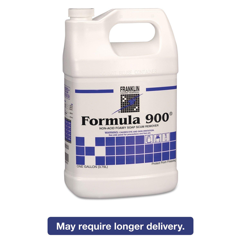FRKF967022 - Franklin Formula 900 Soap Scum Remover, Liquid, 1 Gal. Bottle by Franklin (Image #1)