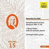 Scarlatti-Piano Sonatas K 484-K 513