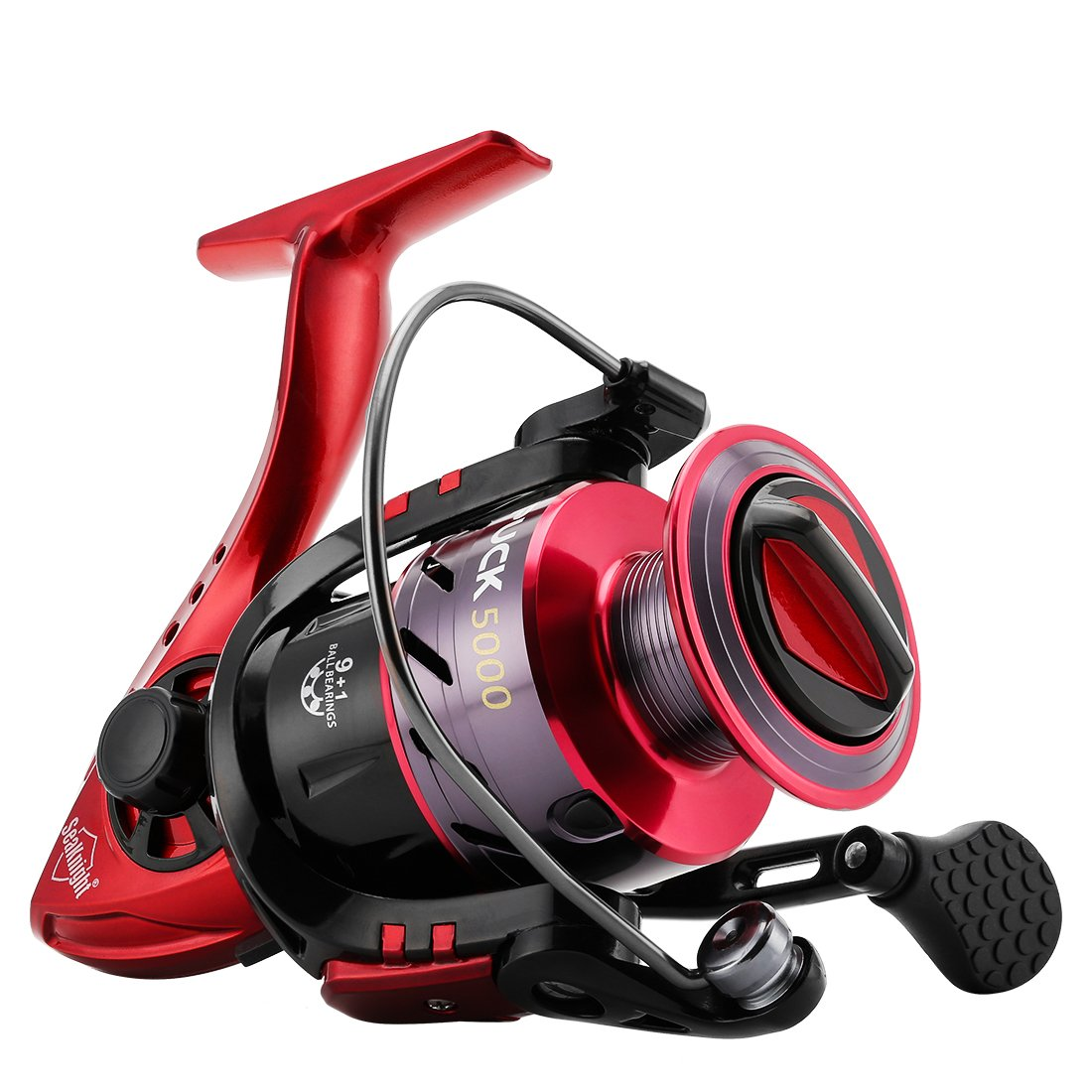 SeaKnight Puck Spinning Reels 9 1 BB 5.2 1 High Speed Light Weight Ultra Smooth Powerful Spinning Fishing Reel