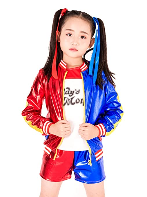 Inception Pro Infinite Disfraz (Cortes S) - Harley Quinn - Niños - Carnaval -