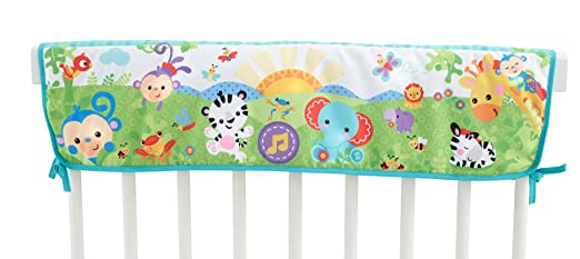 Fisher-Price Twinkling Lights Crib Rail Soother