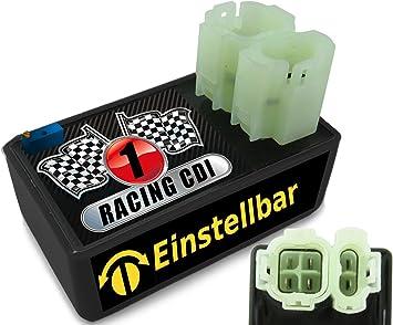 Einstellbare Racing Cdi Cdi Für 4takt 50ccm China Motorroller Rex Rs450 Rs 500 Off Limit Auto