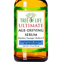 Nighttime Serum - 20% Vitamin C, Clinical Strength Retinol, Niacinamide, Hyaluronic Acid, Msm And Salicylic Acid - The…