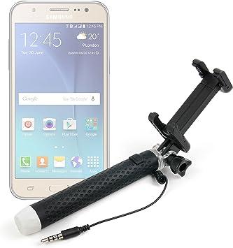 DURAGADGET Palo Selfie (Selfie-Stick) para Smartphone Samsung Galaxy J2 (2016) / J3 Pro/OnePlus 3: Amazon.es: Electrónica