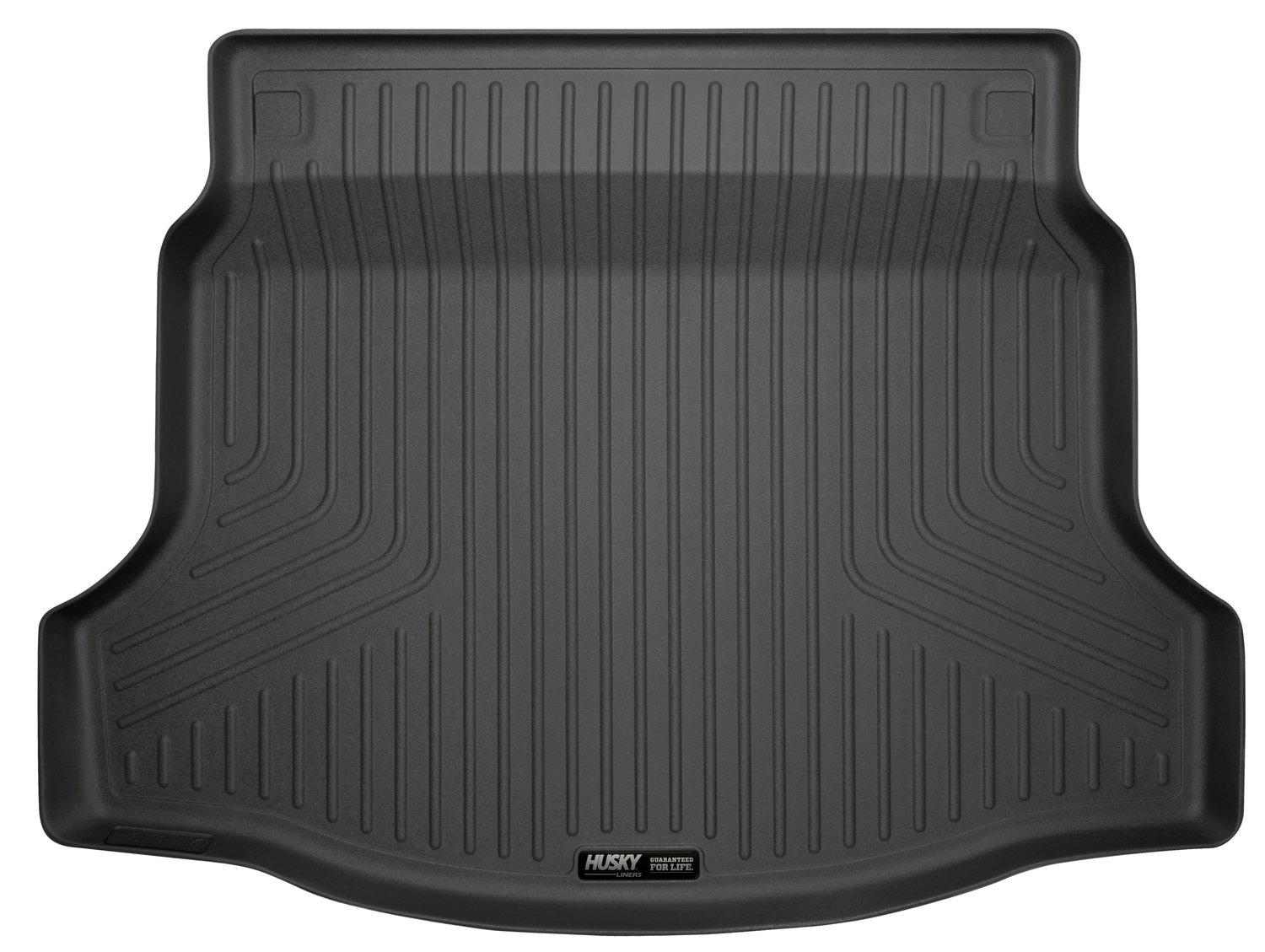 Husky Liners Weatherbeater Series Universal Fit Trunk Liner Black 44111