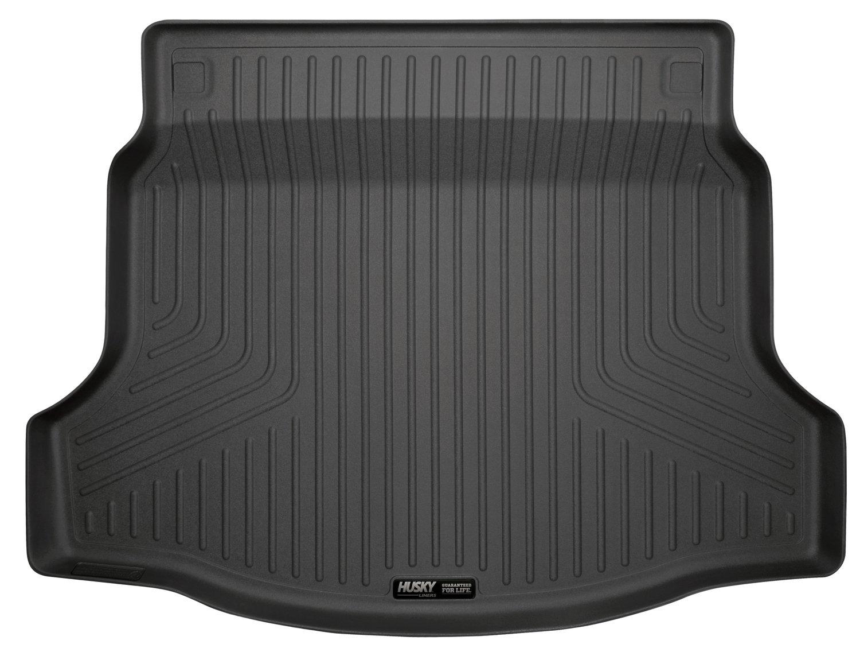 Husky Liners 44121 Black Trunk Liner Fits 17-17 Civic Hatchback