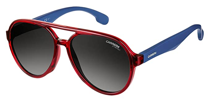 Amazon.com: Carrera Kids Carrerino 22/S Sunglasses, Red/Dark ...