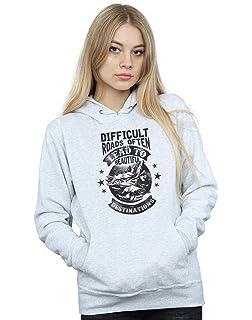 Absolute Cult Drewbacca Girls Difficult Roads Sweatshirt