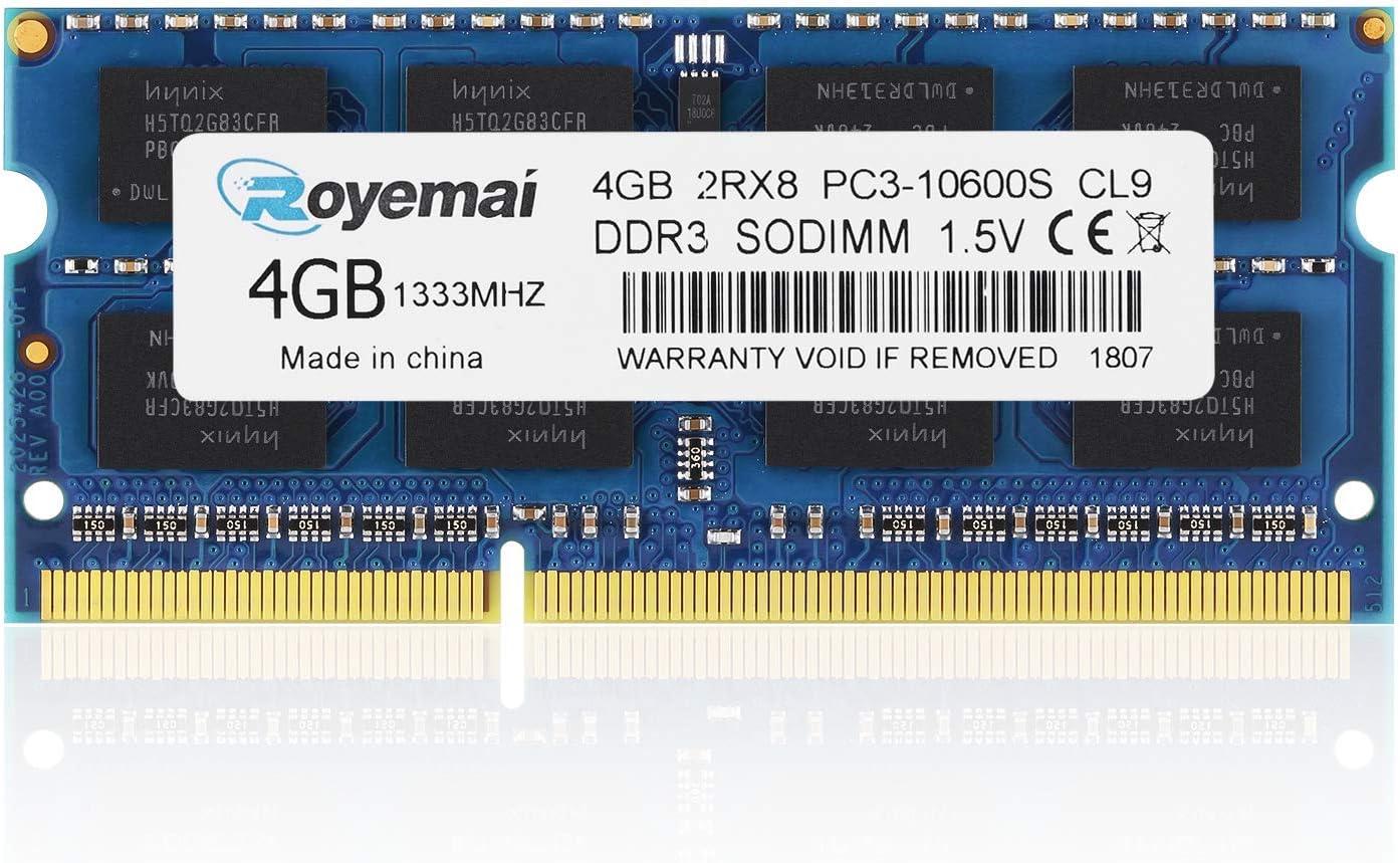 MemoryMasters 4GB Memory Upgrade Compatible for p6570uk DDR3 PC3-10600 1333MHz DIMM Non-ECC Desktop RAM