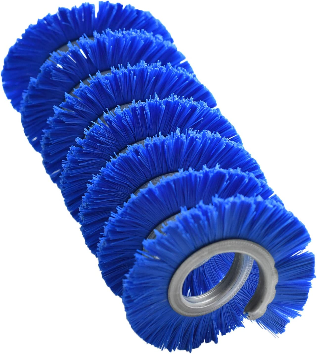 Pool Boy Brush Original Pool Cleaner Attachment - Replacement for Polaris and Pentair Pool Sweeper Systems with Standard Tail Scrubbers, 1 Piece
