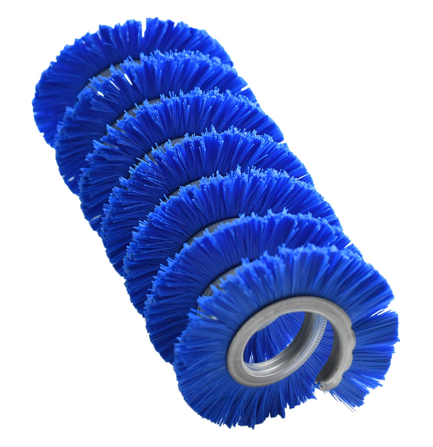 Pool Boy Brush Original Pool Cleaner Attachment - Replacement for Polaris and Pentair Pool Sweeper Systems with Standard Tail Scrubbers, 1 Piece by Pool Boy Brush