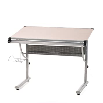 Multi Function Adjustable Drawing Work Study Table Computer Desk