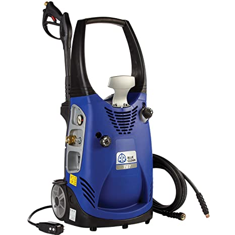AR Blue Clean AR767 Industrial Grade 1,900 PSI 2 1 GPM Electric Pressure  Washer