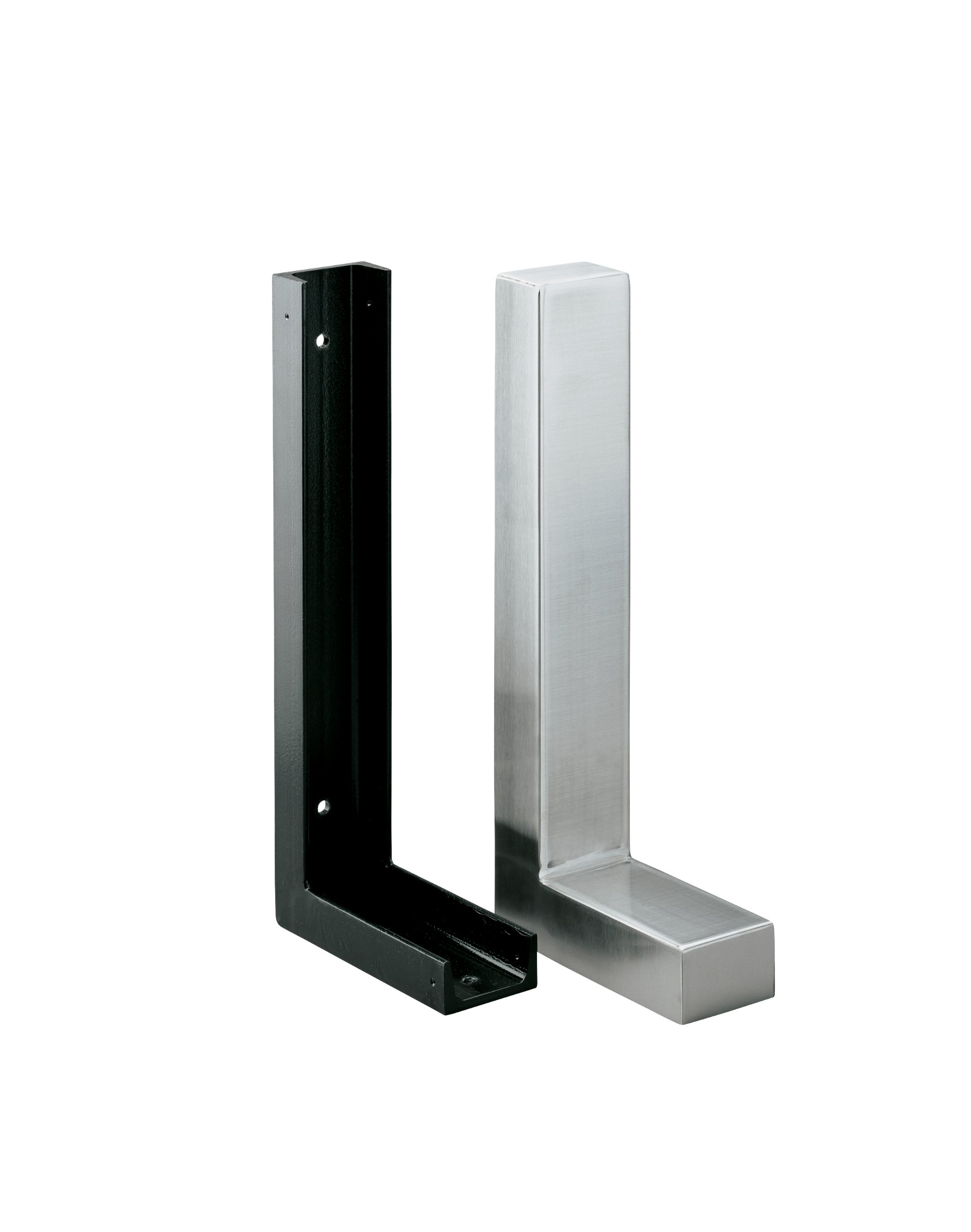 KOHLER K-9676-NA Purist Left-Facing Countertop Bracket by Kohler