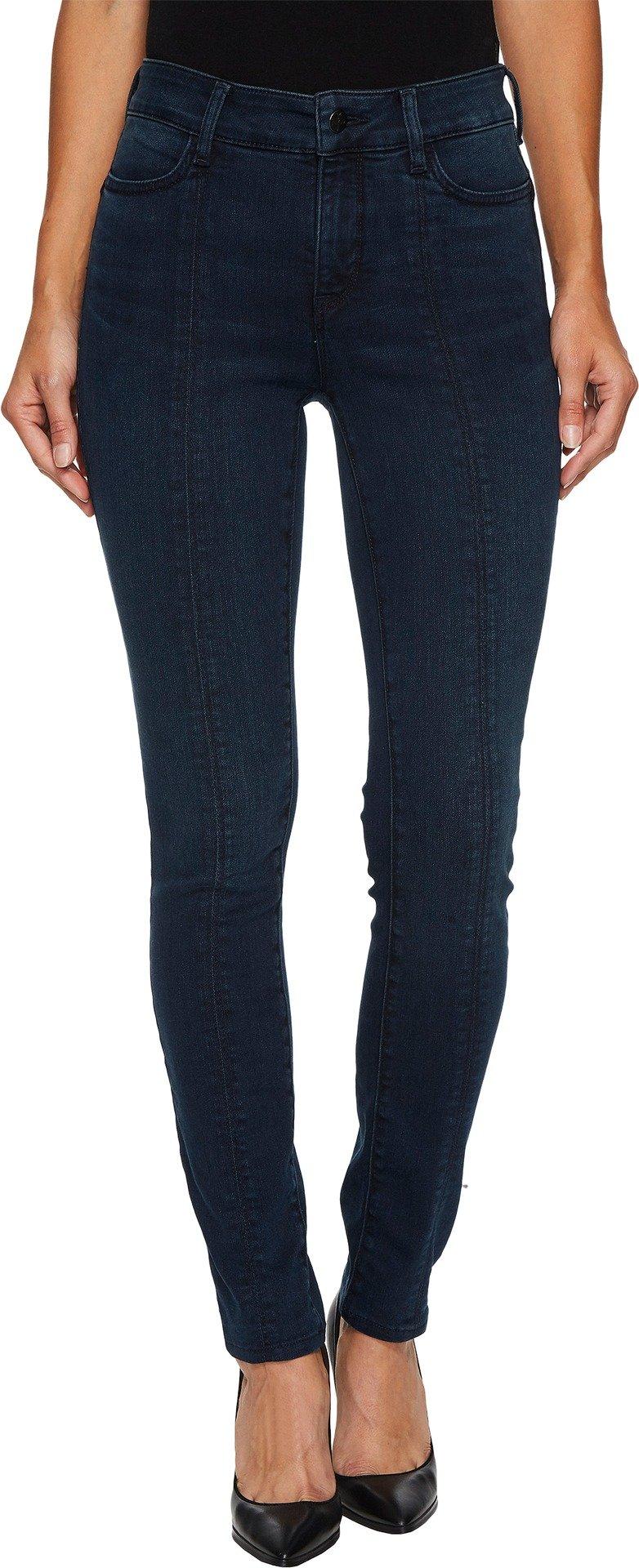 NYDJ Women's Uplift Alina Skinny Jeans in Future Fit Denim, Mason with Panneling, 10