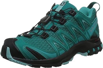 Salomon XA Pro 3D Womens Zapatilla De Correr para Tierra - AW17-43.3: Amazon.es: Zapatos y complementos