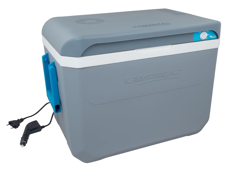 Relags Campingaz PowerBox Plus 12/230 V Kühlbox, Grau, 36 Liter