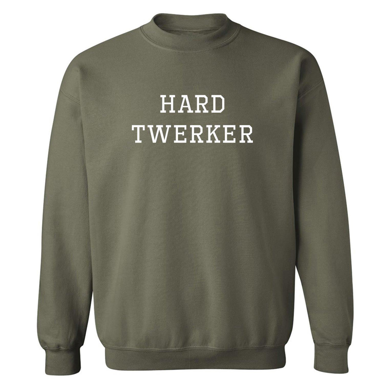 ZeroGravitee Hard Twerker Crewneck Sweatshirt