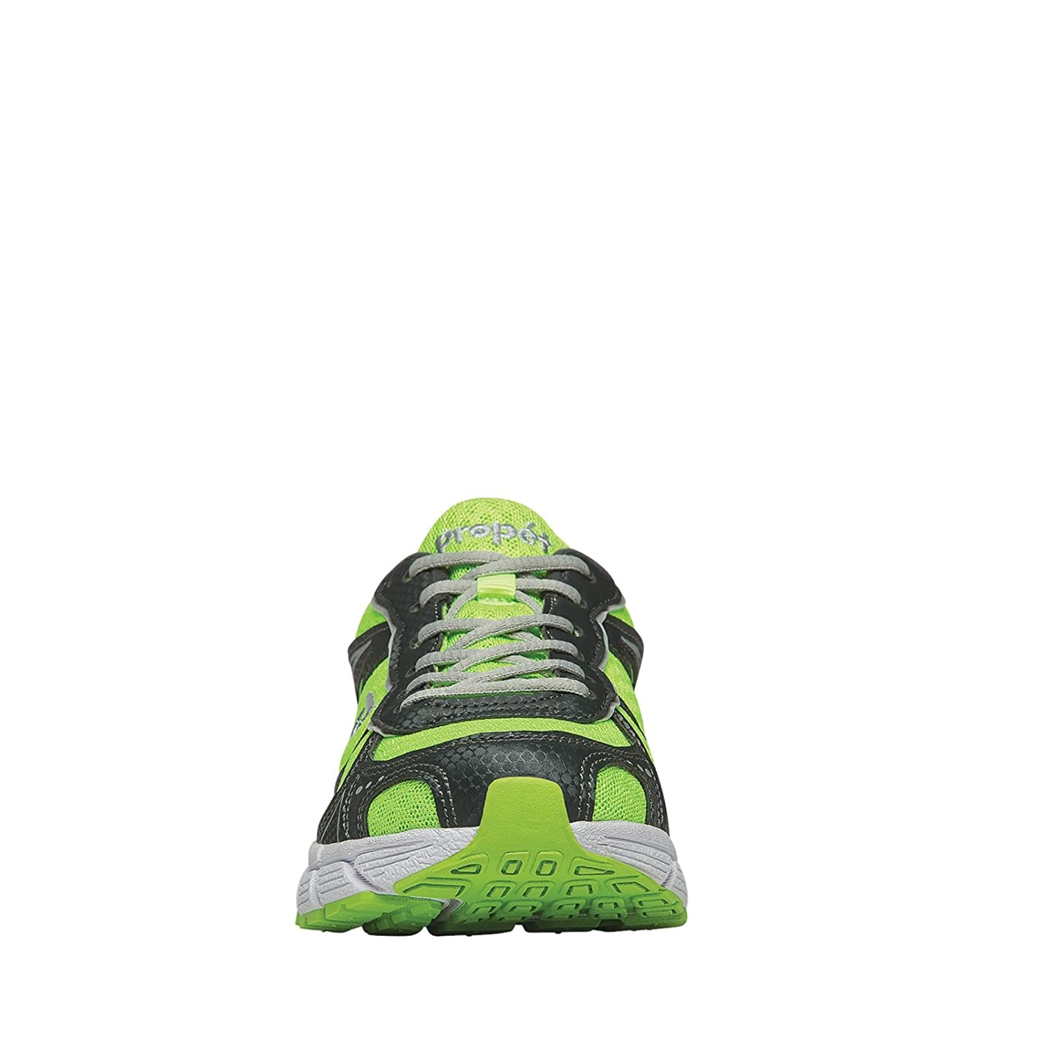 Propet Women's B00T9Y470C XV550 Walking Shoe B00T9Y470C Women's 8 W US|Lime/Grey 10257a